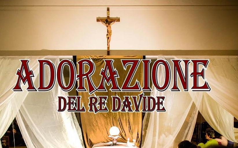 Adorazione Re Davide 10 Marzo